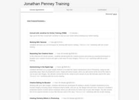 jonathanpenneytraining.acuityscheduling.com