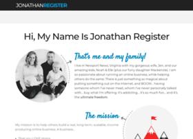 jonathanregister.com