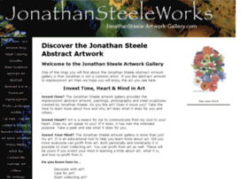 jonathansteele-artwork-gallery.com