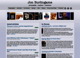 jonburlingame.com