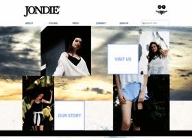 jondie.com