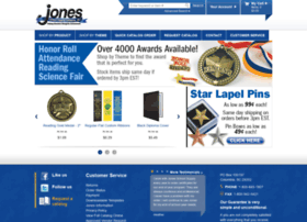 jonesawards.com