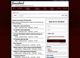 jonesboronursing.iapplicants.com