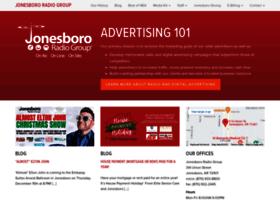 jonesbororadiogroup.com