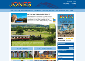 jonesholidays.co.uk