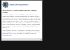 jonesinternational.edu