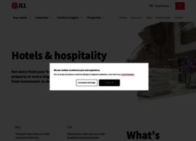 joneslanglasallehotels.com