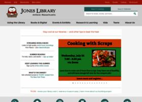joneslibrary.org