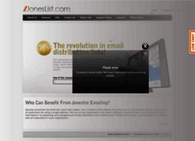 joneslist.com
