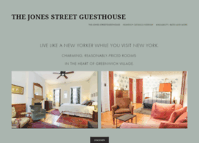 jonestreetguesthouse.com