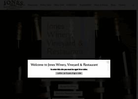 joneswinery.com