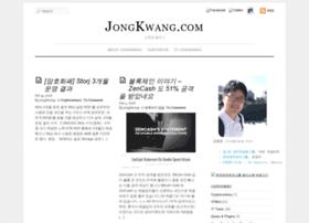 jongkwang.com