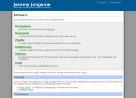jongsma.org