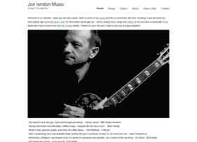 jonlondonmusic.co.uk