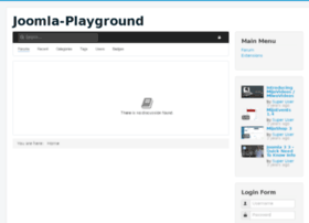 joomla-playground.com