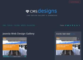 joomla.cmsdesigns.org