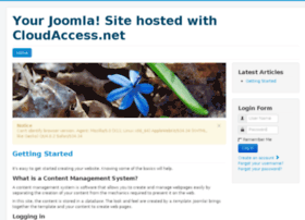 joomla32.cloudaccess.net