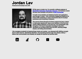 jordanlev.com
