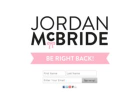jordanmcbride.com