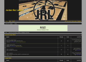 jordanrecleague.boards.net