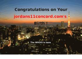 jordans11concord.com