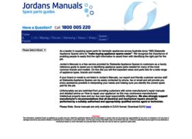 jordansmanuals.com