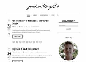 jordanthoughts.com
