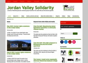 jordanvalleysolidarity.org