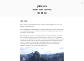 jordifava.com