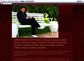 jorgealiagacacho.blogspot.com