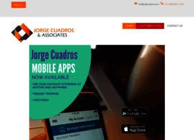 jorgecuadros.com