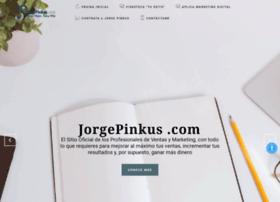 jorgepinkus.com