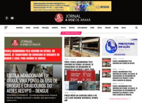 jornalavozdearaxa.com.br
