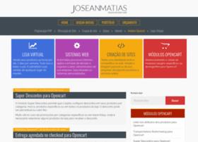 joseanmatias.com.br