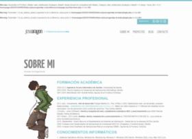 josearagon.es