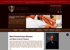 josefrancisco-lawyers.com