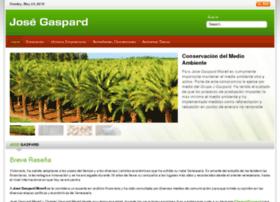 josegaspard.com