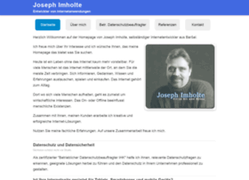 joseph-imholte.de