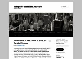 josephinereadersadvisory.wordpress.com