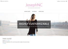 josephnc.com