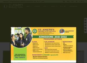 josephscollege.ac.in
