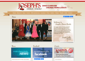 josephsdancestudio.com