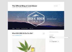 joshboxer.com