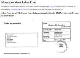 joshfrost.com
