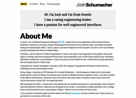 joshschumacher.com