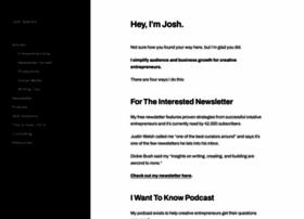 joshspector.com