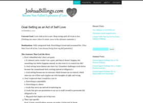 joshuabillings.com