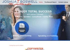 joshuaboswell.com
