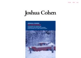 joshuacohen.org