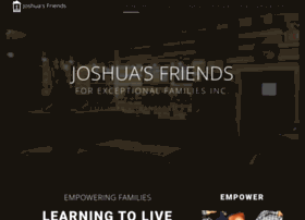 joshuasfriends.com